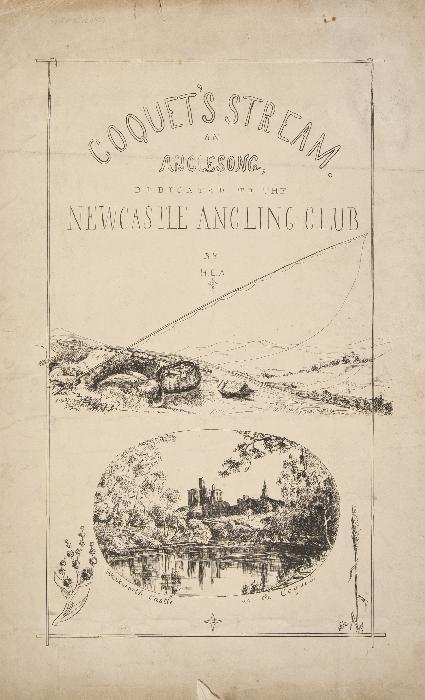 A[rmstrong] (H.E.) Coquet's Stream. An Anglesong,