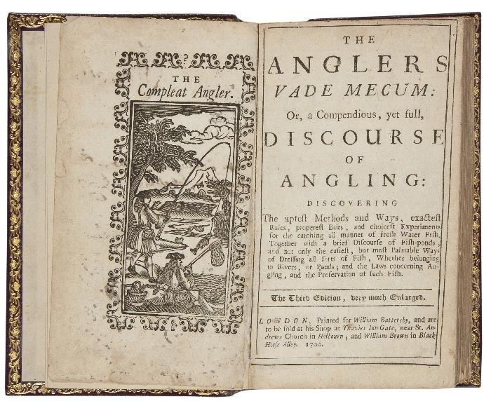 [Chetham (James)] The Angler's Vade Mecum...,   th