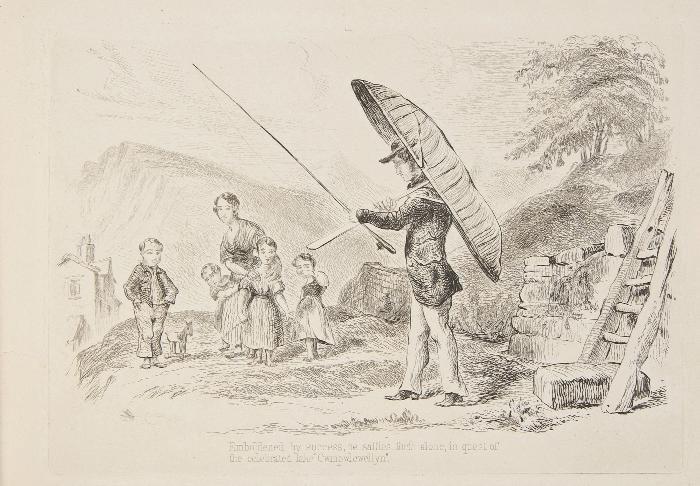 [Ayrton (William)] Mr Barnacles and his Boat,   en