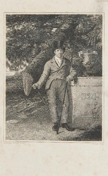 [Lathy (Thomas Pike)] The Angler; a Poem,   second
