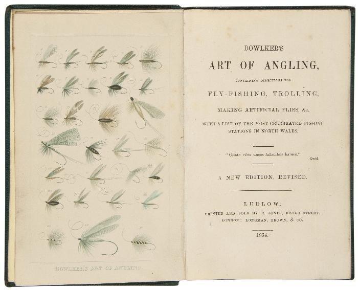 Bowlker (Charles) Bowlker's Art of Angling...   wi