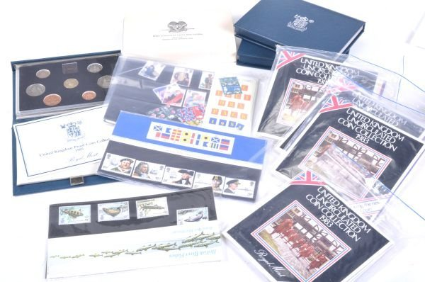 British and World modern commemorative proof issue