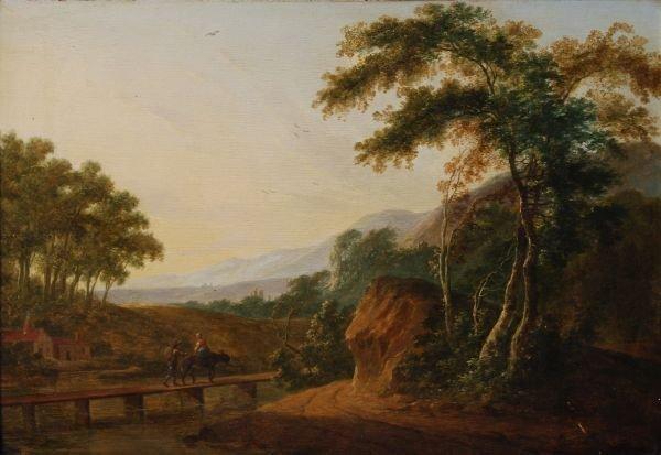 Heinrich Wilhelm Schweickardt (1746-1797) An Itali