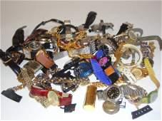 A collection of twenty four gentleman's wrist watc