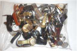 A collection of twenty two gentleman's wrist watch