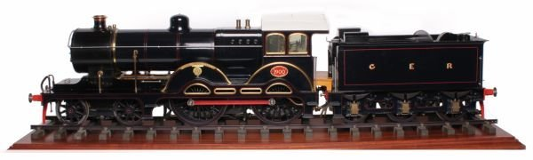 A fine exhibition standard 5 inch gauge model of G