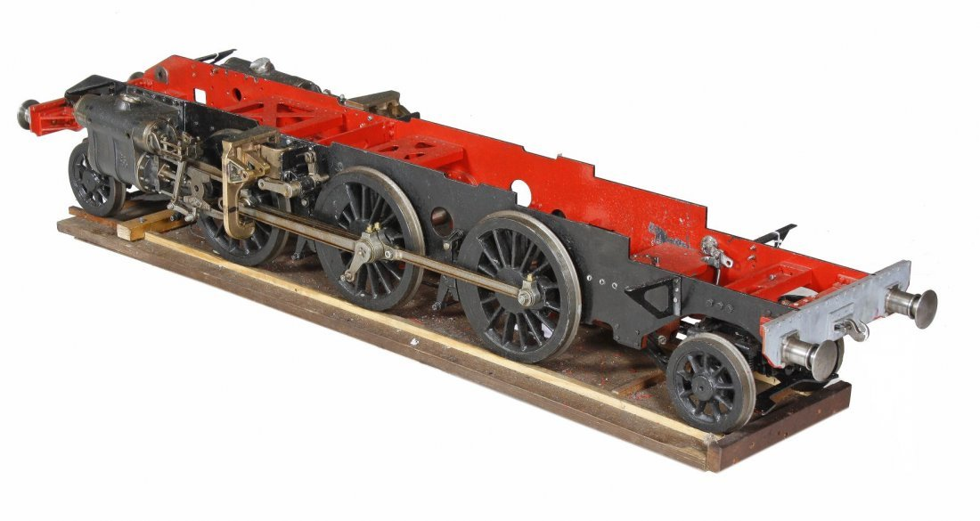 A part-built 7 1/4 inch gauge British Railways Sta