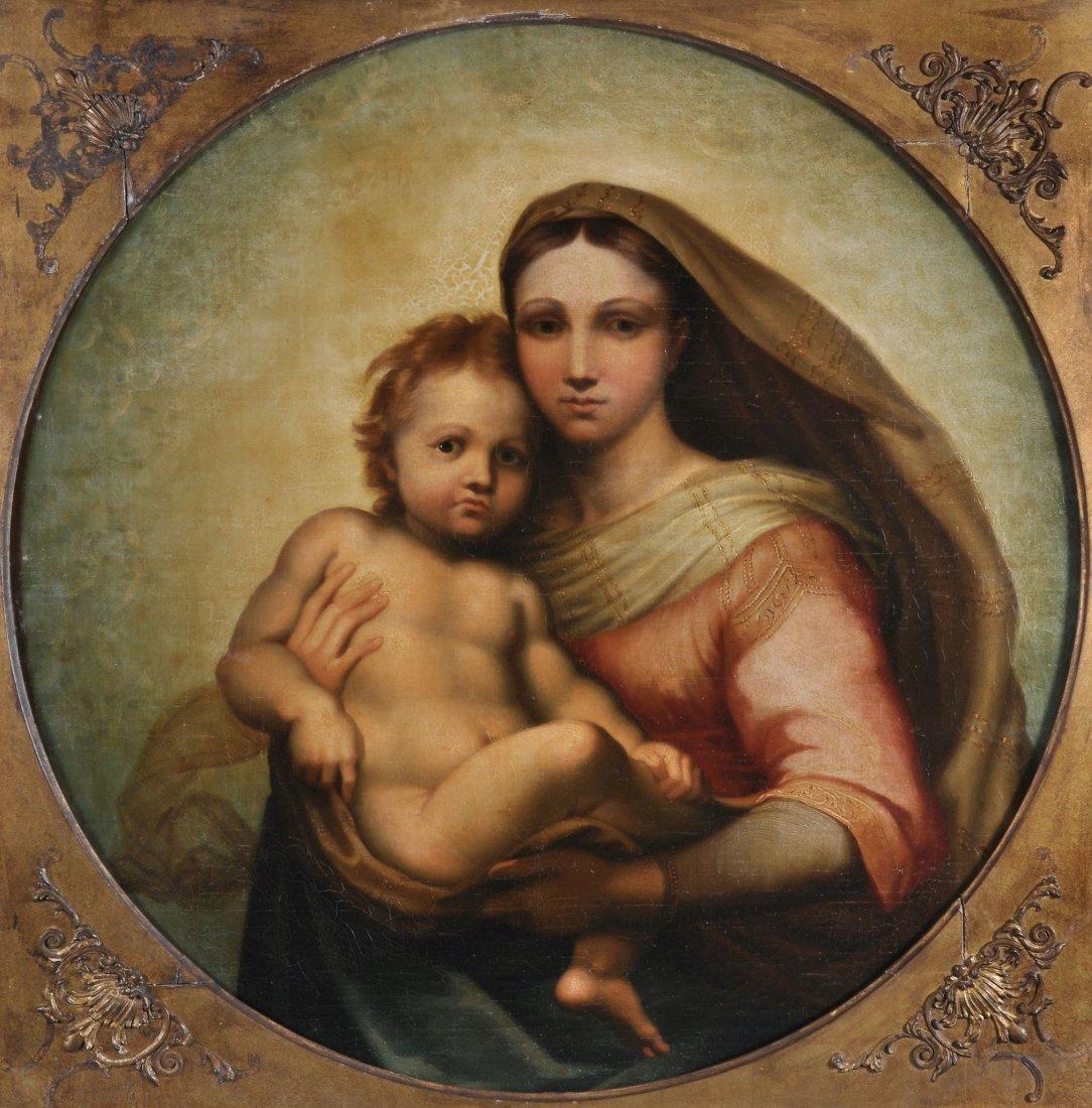 After Raffaello Sanzio da Urbino, called Raphael -