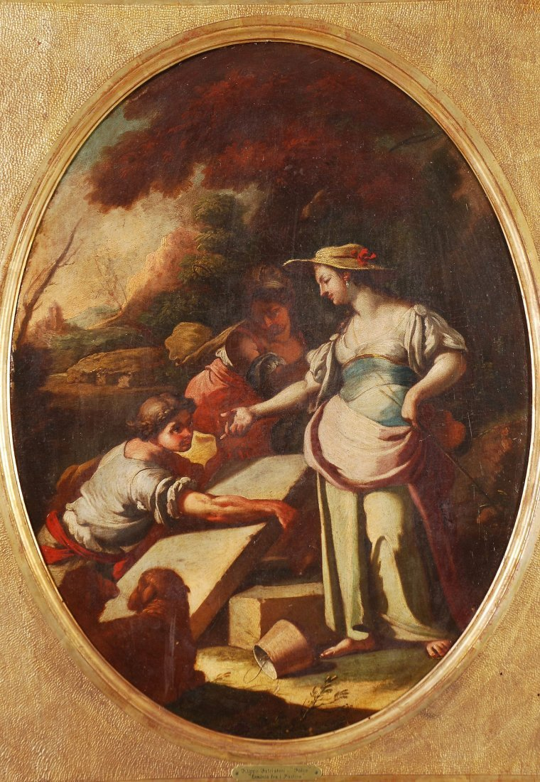 Salvatore Mollo (second half 18th century) - Ermin
