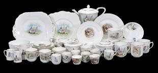 A generous selection of Grimwades porcelain for F.