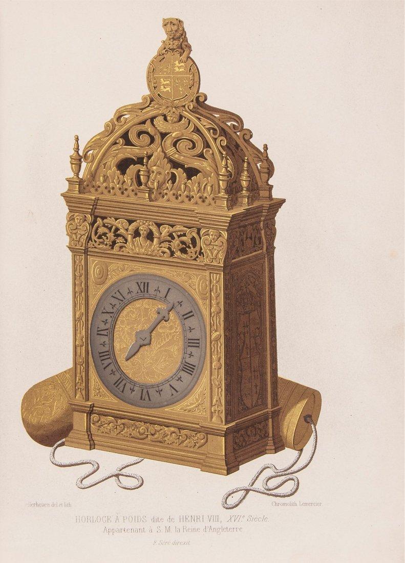 Dubois (Pierre) - Histoire de l'Horlogerie depuis son