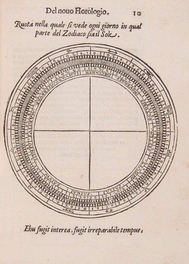 Gallucci (Giovanni Paolo) - Della Fabrica, & Uso del