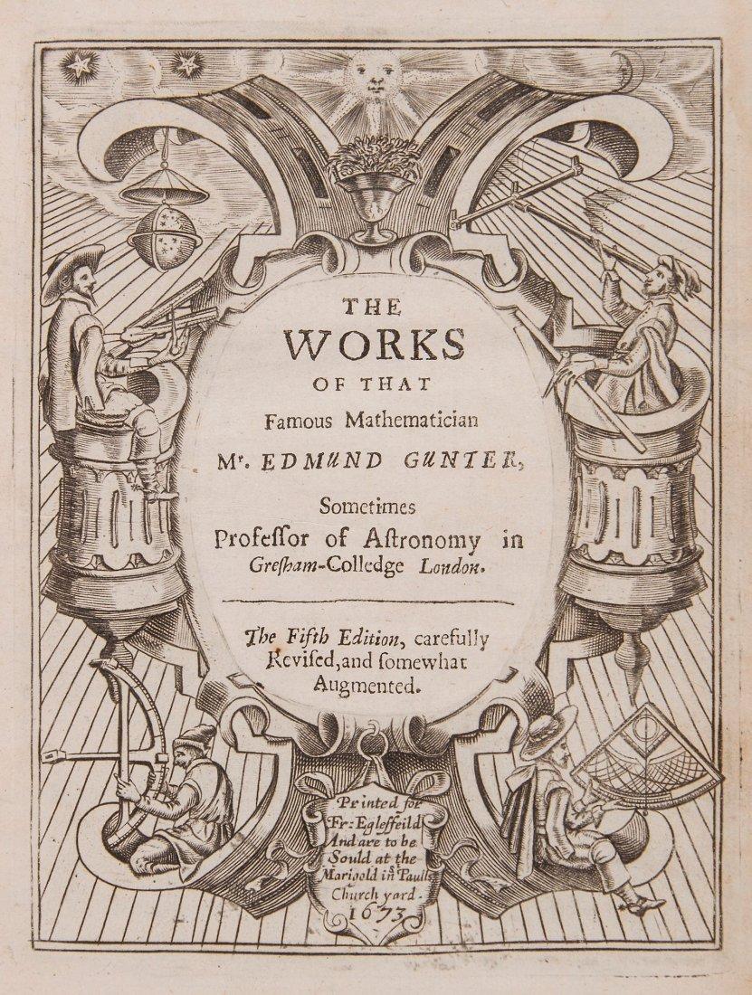 Gunter (Edmund) - The Works...