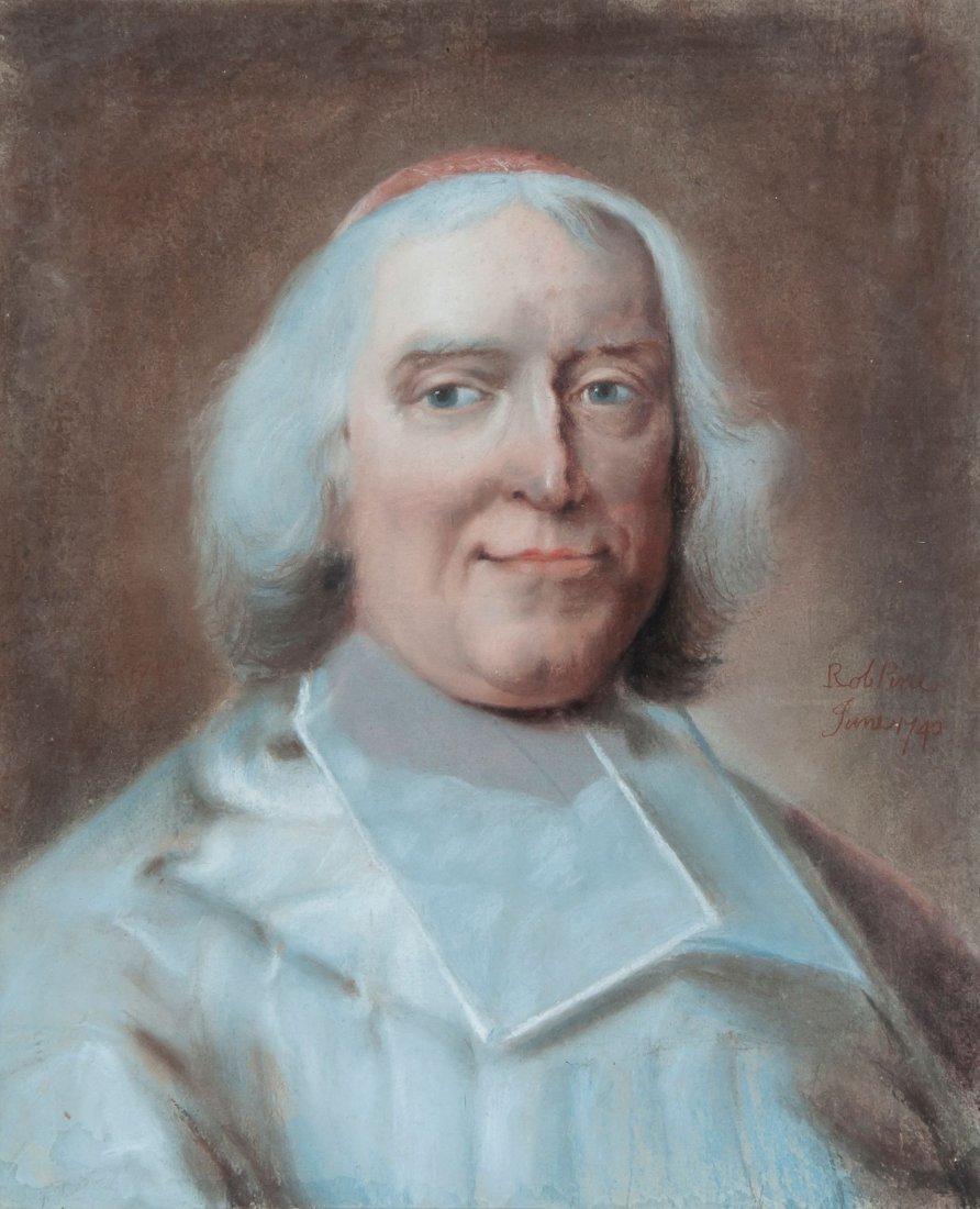 Robert Pine (fl. 1740) - André-Hercule, cardinal de