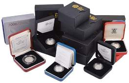 Elizabeth I modern Royal Mint commemorative silver