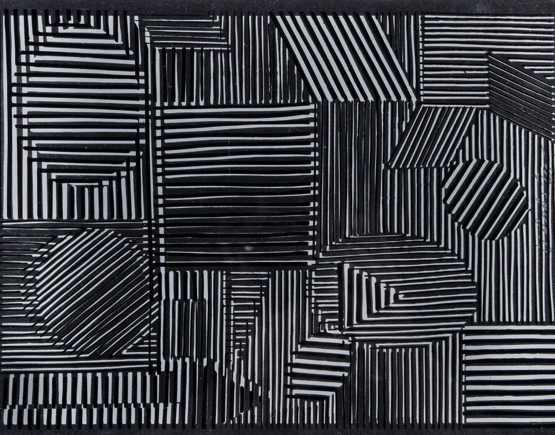 Victor Vasarely (1906-1997) - Objet Cinetique