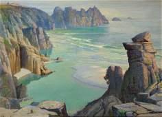 Samuel John Lamorna Birch (1869 – 1955) -