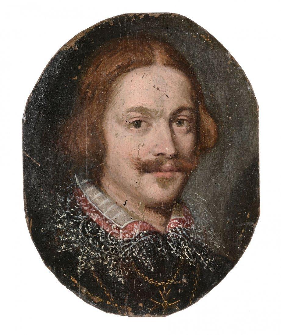 Manner of Willem Van Mieris/Dutch School - Profile