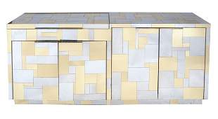 Paul Evans for Directional Furniture a Cityscape four