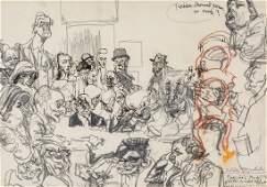 Feliks Topolski (1907-1989) - Auction at Christie's,