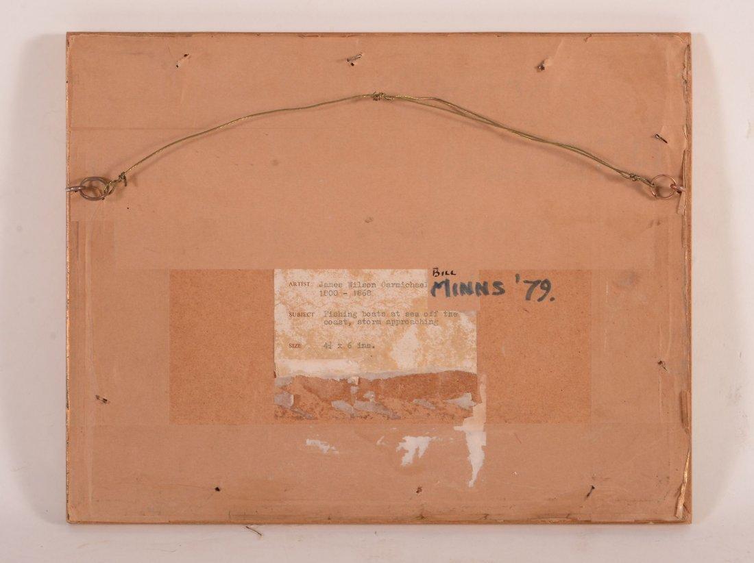 John Wilson Carmichael (1800-1868) - Fishing Boats at - 3