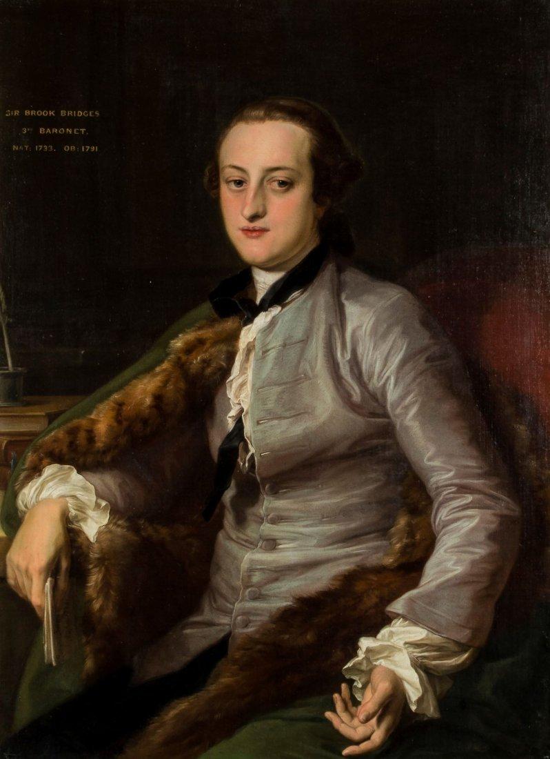 Pompeo Girolamo Batoni (1708-1787) - Portrait of Sir