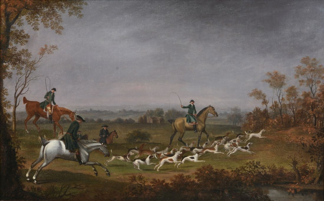 Attributed to John Nost Sartorius (1759-1828) - The