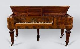 A Square Piano By Collard & Collard, London, Circa 1835