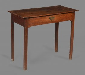 A Late George Iii Mahogany Pembroke Table , Circa 1800