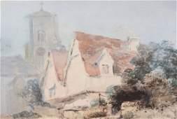 Thomas Colman Dibdin (1810-1893) - A view near