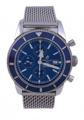 Breitling, Superocean Heritage Chronographe 46, Ref