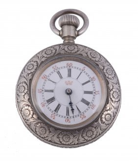 The Waterbury Watch, An American Silver Coloured