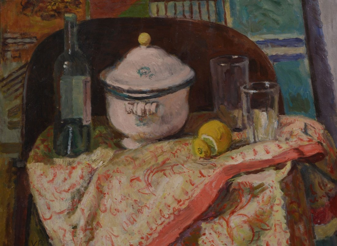 Vanessa Bell (1879-1961) - The soup tureen