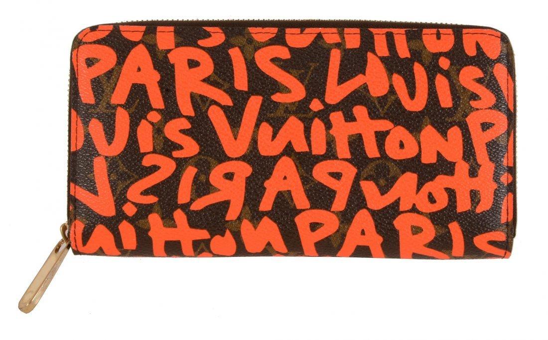 Louis Vuitton, Stephen Sprouse, Monogram, Graffiti,