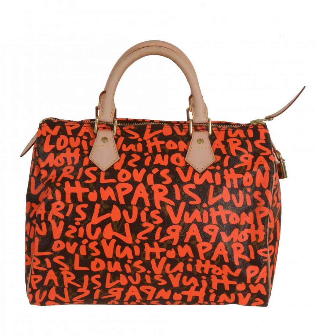 Louis Vuitton, Stephen Sprouse, Monogram Graffiti,