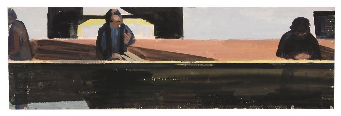 Marc-Antoine Fehr (Swiss, b. 1953) - Untitled