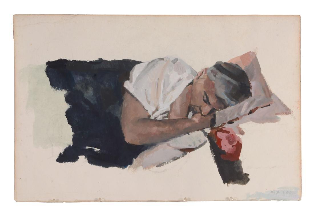 Marc-Antoine Fehr (Swiss, b. 1953) - M.H. Clêment