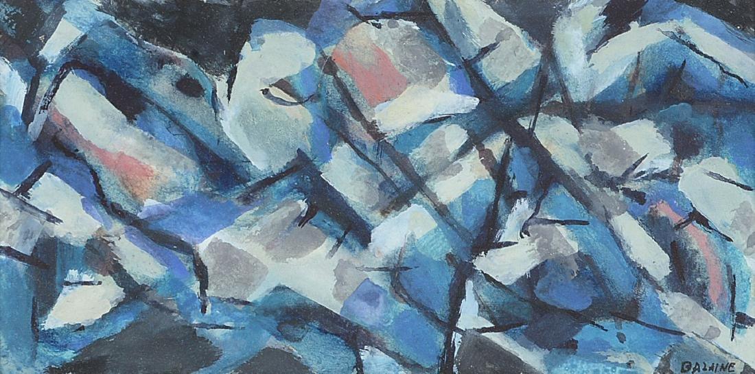 Jean René Bazaine (French, 1904-1995) - Paysage