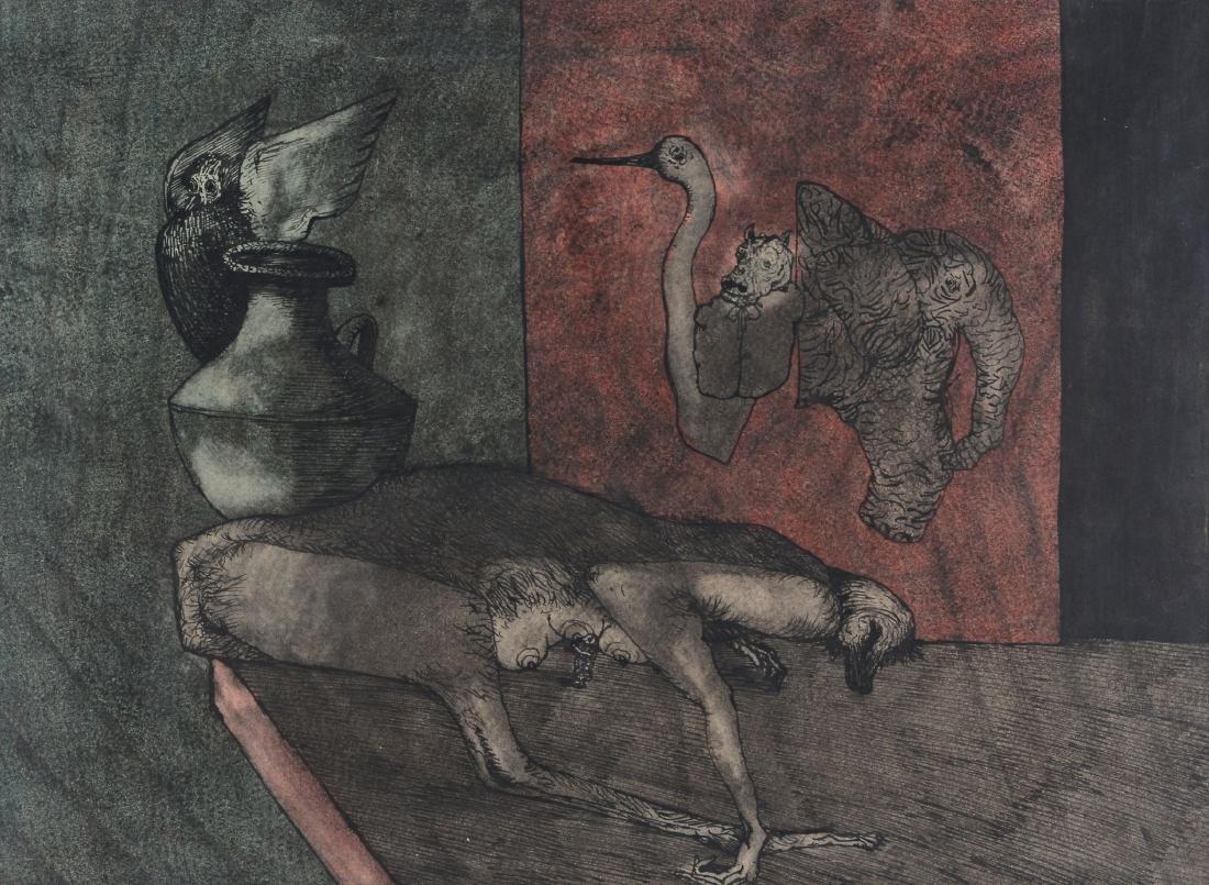 Jorge Castillo (Spanish, b. 1933) - Untitled