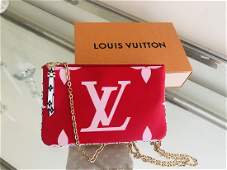 Louis Vuitton pouchette