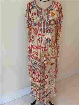CARTAN MULTICOLOR DRESS