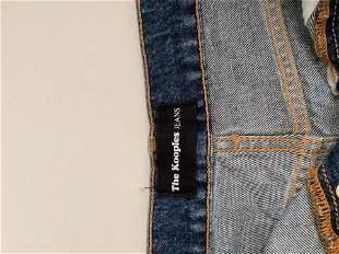 The Kooples denim shorts size 6