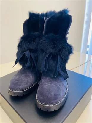 Andrea Gomez boots size 40