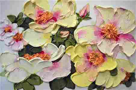 BELLETTI ** SPRING TIME FLOWERS** SIGNED ORIGINAL