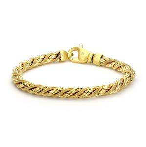 Marco Bicego 18k Yellow Gold Twisted Snake Rope Design