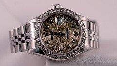Rolex Ladies Stainless Steel.
