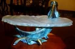 Kendall Van Sant -Marine Life Sculpture