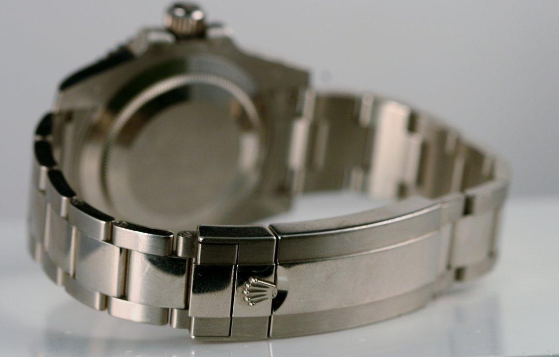 Rolex Gents 18k White Gold Submariner. - 3
