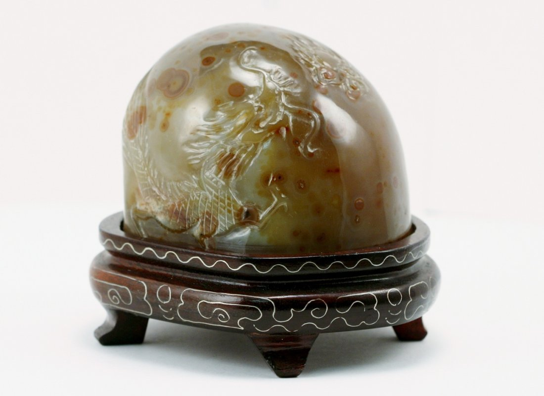 4: Red Agate Dome