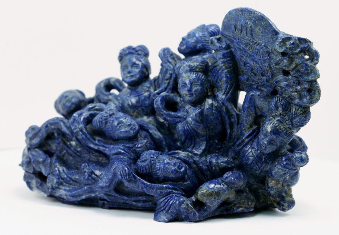 5: Lapis Lazuli